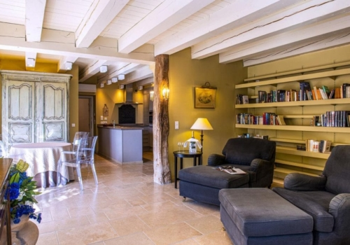 Photos - The Bergerie : Hotel rental 10